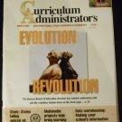 Curriculum Administrator's Magazine March 2000 Evolution Revolution