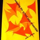 Developing the school jazz ensemble by John LaPorta (1965) Alto 1