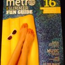 Metro Summer Fun Guide 2012 Philadelphia
