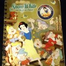 Snow White and the Seven Dwarfs (Story Reader) by Walt Disney (2003) [Spiral-bound]