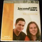 Second Step A Violence Prevention Curriculum Level 2 Middle School by Committee For Children (1997)