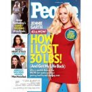 People Magazine 2012 October 15 - Jennie Garth: cover + 5 pages