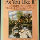 England as You Like It by Susan Allen Toth (Mar 5, 1996)