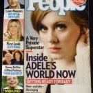 People Magazine 2012 October 22 - Inside Adele's World Now