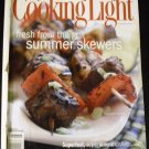 Cooking Light Magazine August 2001 Fresh From the Grill Summer Skewers (Volume 15)