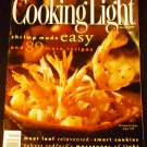 Cooking Light Magazine March 1996