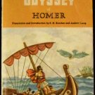 The Odyssey of Homer by S. H. Butcher; Lang, Andrew  (Jan 1, 1965)