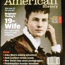 American History Magazine August 2012