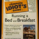 Running a Bed and Breakfast by Park Davis and Susannah Craig (2001, Paperback)