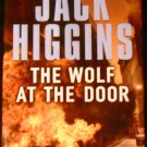 The Wolf at the Door by Jack Higgins (2010, Hardcover)