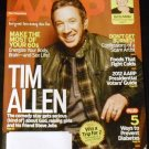 AARP October/November 2012 (Tim Allen)