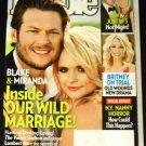 People Magazine November 12, 2012 - Blake & Miranda Wedding