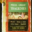 Four great tragedies by William Shakespeare (1951) Hamlet, Macbeth, Caesar, Romeo