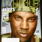 Vibe Magazine August 2008 Issue: Young Jeezy