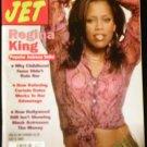 Jet Magazine- Regina King July 5 2004