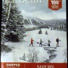 L.L. Bean Christmas 2012 Catalog