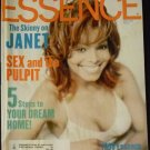 Essence Magazine May 1998: Janet Jackson and Sex and the Pulpit