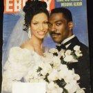Ebony Magazine May 1993 Eddie Murphy's Wedding Album
