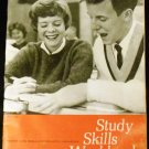 Study Skills Workbook: Senior High School Edition No. SW-2 by Scholastic Magazines (1966)