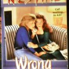 The Wrong Number 2 (Fear Street, No. 27) R. L. Stine