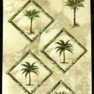Wall-Art Self-Adhesive Decals Palm Breeze design
