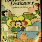 Charlie Brown Dictionary (Paperback) by Charles M. Schulz