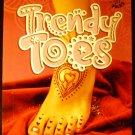Trendy Toes (Mini Maestro) [Import] [Paperback] Top That (Author)