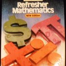 Stein's Refresher Mathematics [Hardcover] Edwin I. Stein (Author)
