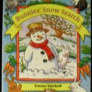 Bunnies' Snow Search [Board book] Emma Satchell (Author), Jonathan Satchell (Illustrator)