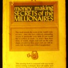 Money making secrets of the millionaires [Hardcover] Hal D Steward (Author)