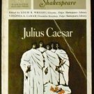 Julius Caesar by William Shakespeare and Louis B. Wright and Virginia A. LaMar (1967)