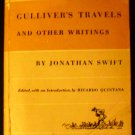 Gulliver's travels, and other writings: With an intro by Ricardo Quintana by Jonathan Swift (Author)