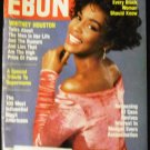 Ebony Magazine May 1991: Whitney Houston Talks About the Men in Her Life