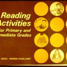 Reading activities for primary and intermediate grades by Annabelle Gould (1972)