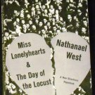 Miss Lonelyhearts & the Day of the Locust [Paperback] Nathanael West (Author)