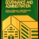 Educational Governance and Administration [Hardcover] Thomas J. Sergiovanni, Martin Burlingame