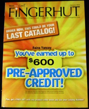 About Fingerhut. Fingerhut is a well-known online catalog that offers budget-friendly apparel, shoes, electronics, household items, health and beauty products, .
