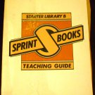 Sprint Books Starter Library B, Teaching Guide TG4477 by Sprint (1978) (Mimeographs only)