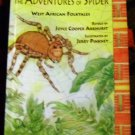 The Adventures of Spider: West African Folktales by Joyce Cooper Arkhurst and Jerry Pinkney (1992)