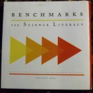 Benchmarks for Science Literacy, Project 2061 by Amer. Assoc. for Advancement of Science (1994)
