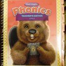 Teacher's Edition Phonics Level B (1999) (Steck-Vaughn Phonics)