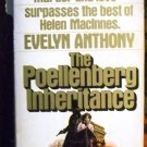 The Pollenberg Inheritance by Evelyn Anthony (1973)