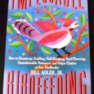 Impeccable Birdfeeding by Bill Adler (Sep 1992)