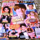 Bop Magazine (June July 2010) Justin Beiber's Summer of Love