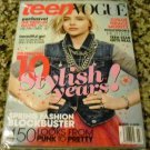 Teen Vogue Magazine March 2013 Chloe Grace Moretz