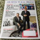 Architectural Digest March 2013 Sir Elton John & David Furnish at Home
