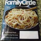 Family Circle Magazine March 2013 Hearty Winter Meals