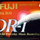 Fuji DR-I Normal Bias Blank Recording Audio Cassette 1-pack