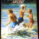 American Artist Magazine, August 1984, Cover Artist DENISE BURNS, Four Emerging Artists