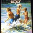 American Artist Magazine, August 1984, Cover Artist DENISE BURNS, Four Emerging Artists